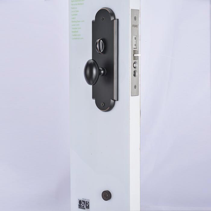 product-FUYU-FUYU quality zinc alloy door lock for wooden door meet your demands for entry door-img