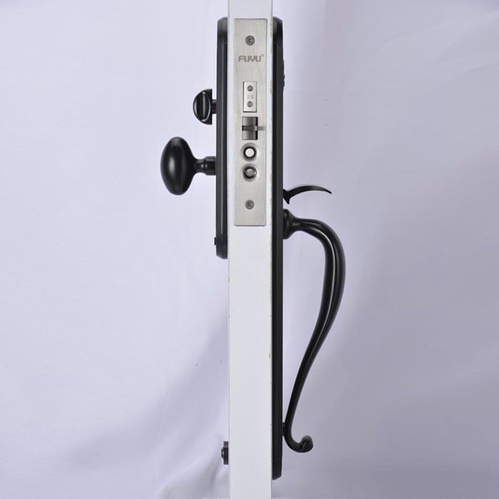 product-FUYU-FUYU quality zinc alloy door lock for wooden door meet your demands for entry door-img