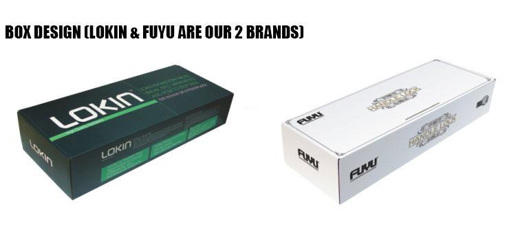 FUYU quality entry door locks manufacturer for shop-5