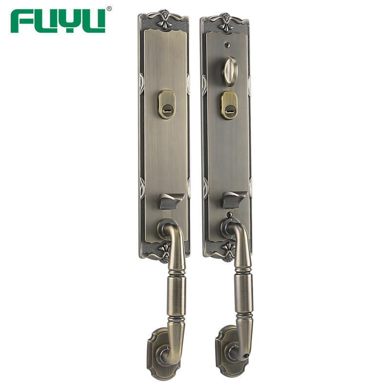 Villa luxury entrance door lock