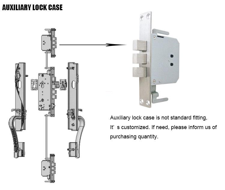 FUYU high security american door lock supplier for wooden door-2
