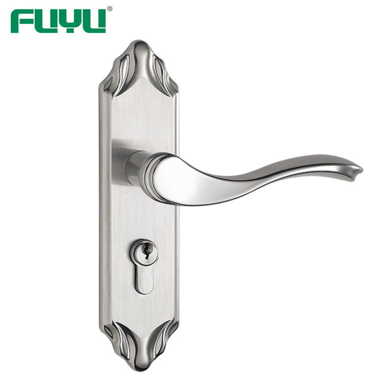oem customized stainless steel door lock two extremely security for home