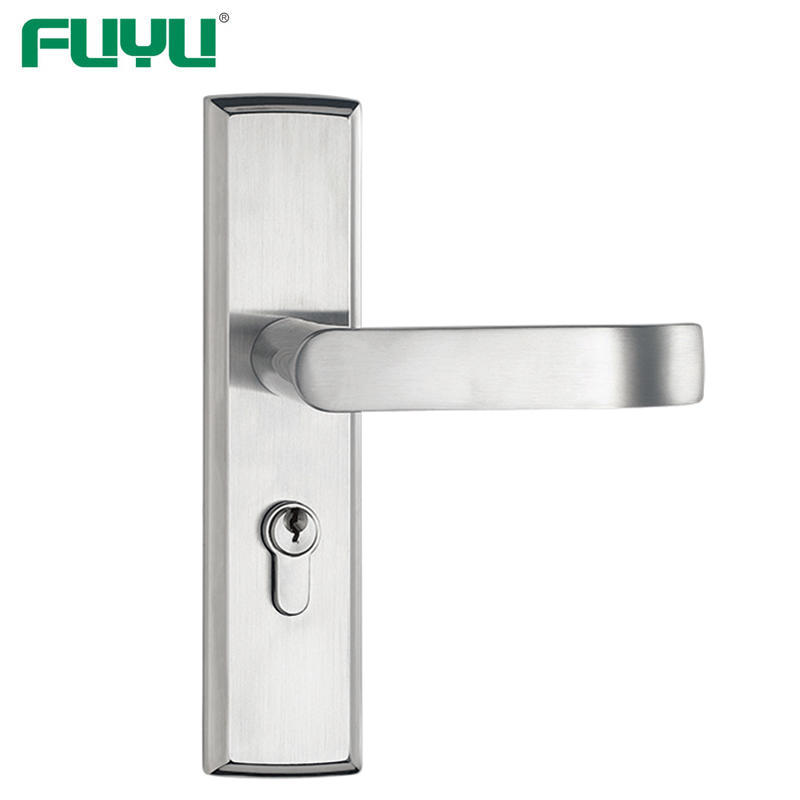 Anti-corrosion stainless steel room door lock