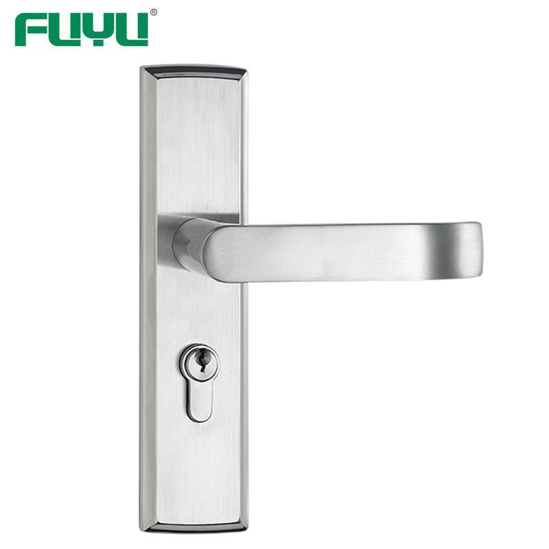 Anti-corrosion stainless steel room door lock