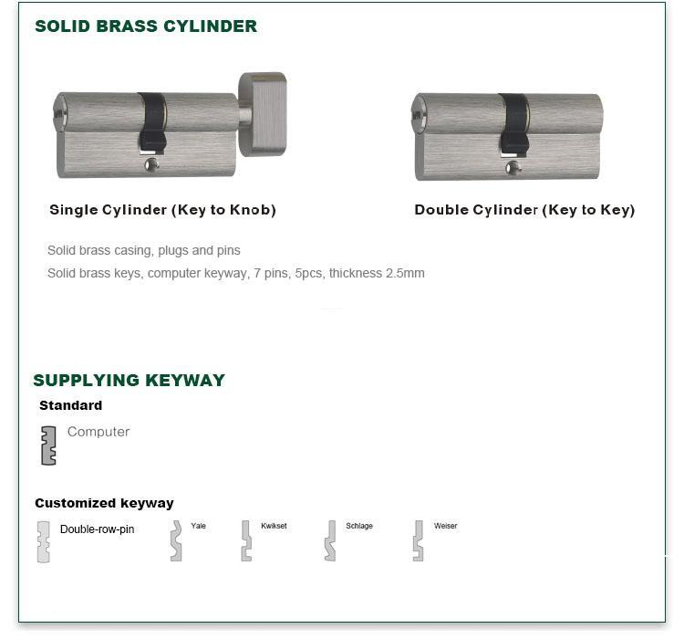 oem mortise door lock extremely security for entry door