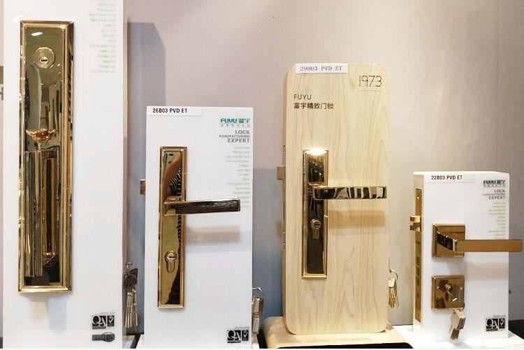 FUYU big flush door lock meet your demands for residential