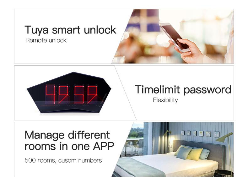 product-Tuya smart lock-FUYU-img