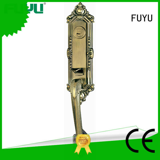FUYU oem home door locks meet your demands for shop