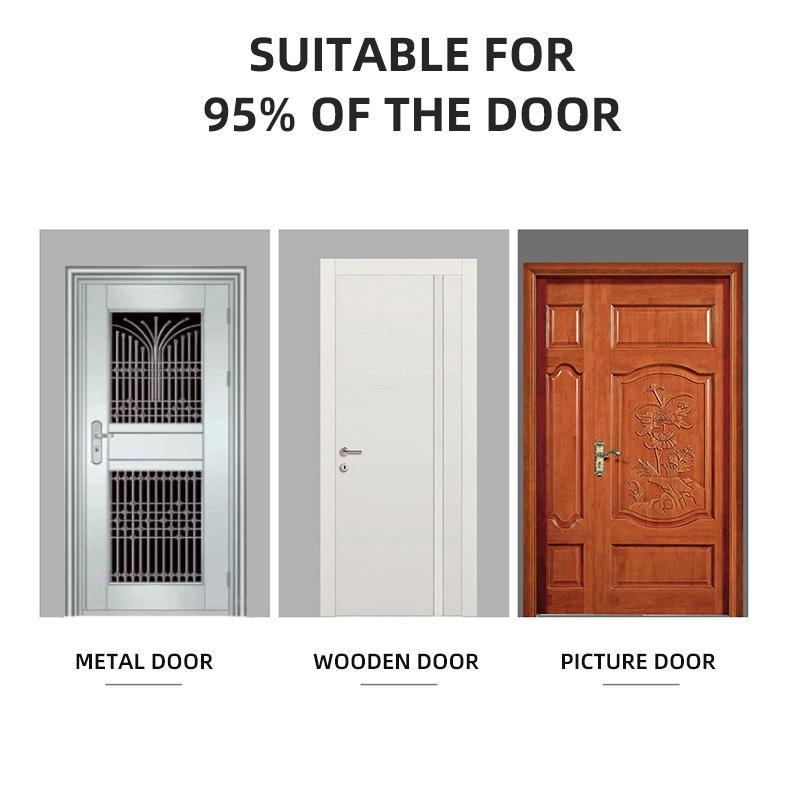 high tech digital keypad door lock manufacturer for mall-11