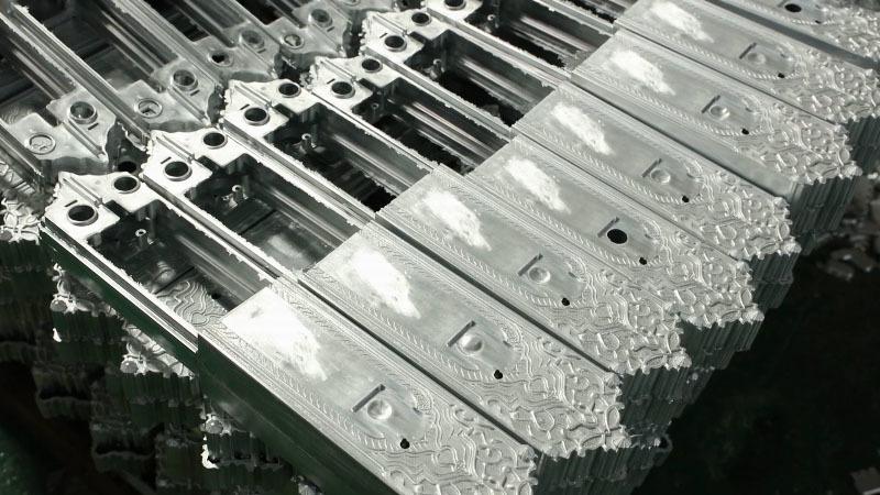 Smart door lock manufacture