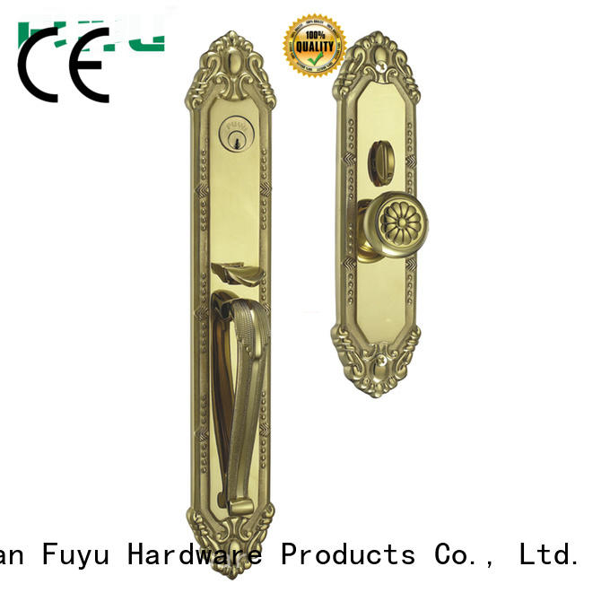 FUYU best entry door locks for sale for mall