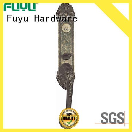 FUYU modern zinc alloy door lock meet your demands for shop