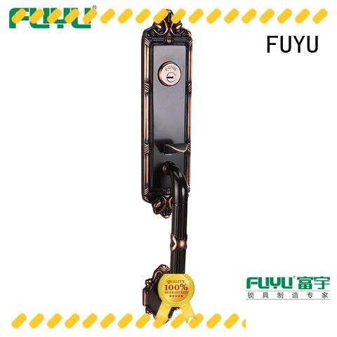 custom handle door lock manufacturer for entry door