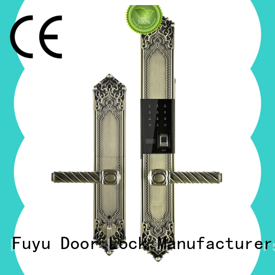 FUYU electronic keypad door lock for home