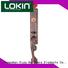 Zinc Alloy ANSI Grade 2 Grip Handleset Front Door Mortise Right Handle Locks