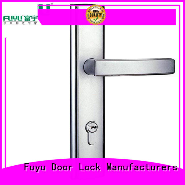 FUYU design 5 lever lock meet your demands for mall