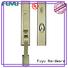 install zinc alloy villa door lock black for mall FUYU