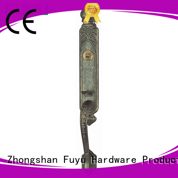 FUYU quality lock manufacturing grip for shop