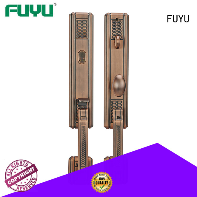 FUYU residential doors manufacturer for home