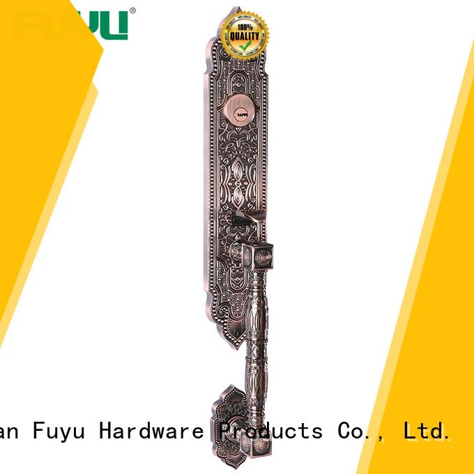 american style zinc alloy door lock trim shop FUYU