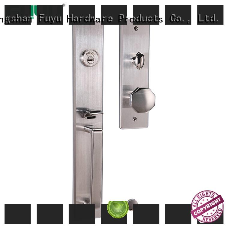 FUYU quality entry door locks supplier for entry door