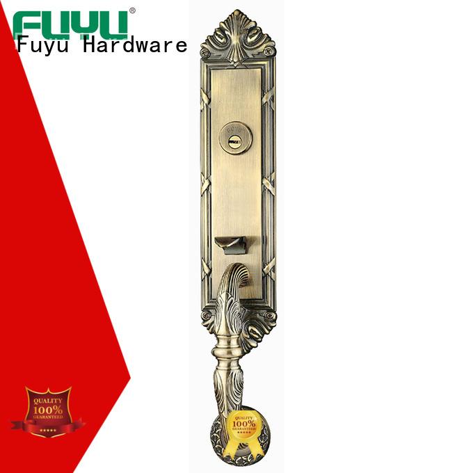grip zinc alloy door lock villa factory