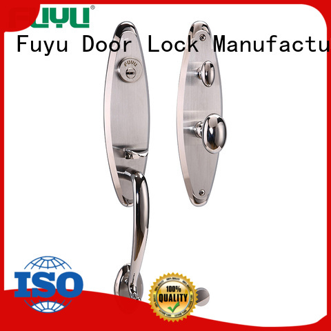 FUYU high security lock manufacturing with international standard for entry door