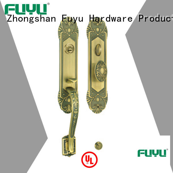 FUYU quality lock manufacturing with latch for shop