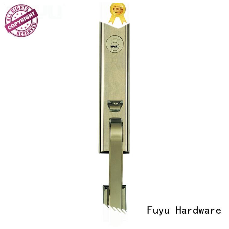 entrance door handle lock entry shop FUYU