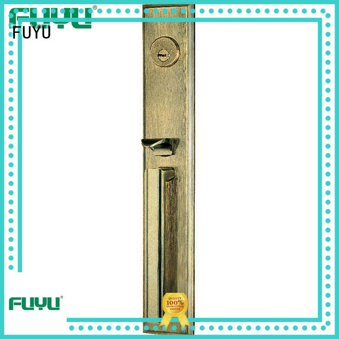 FUYU quality entry door locks supplier for home