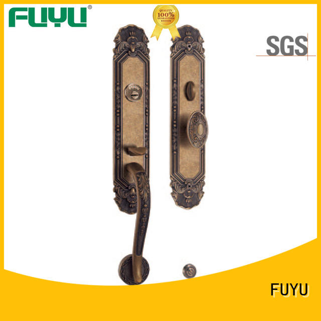FUYU high security lock manufacturing meet your demands for home