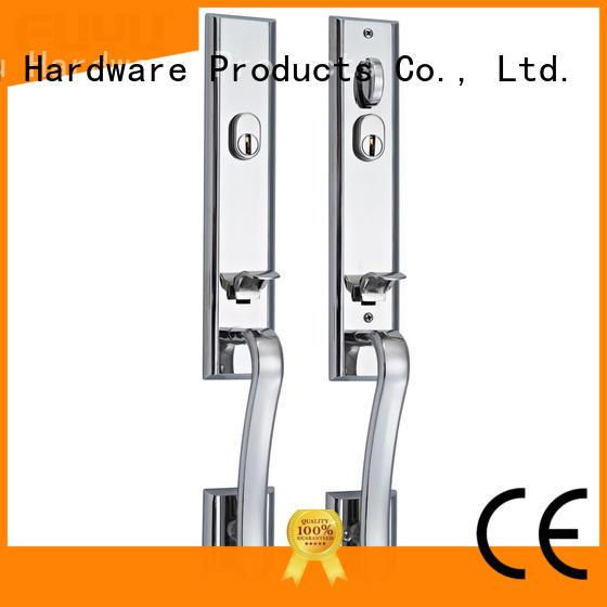 FUYU residential doors manufacturer for shop