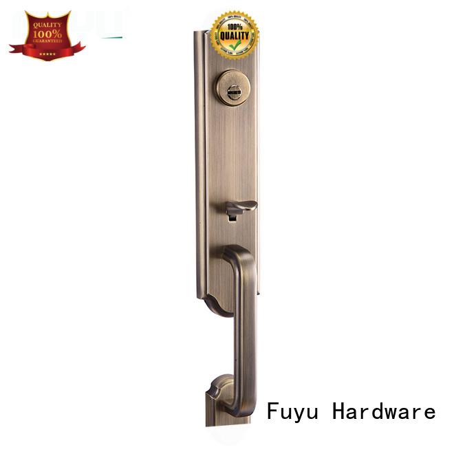 FUYU online zinc alloy door lock entry for shop