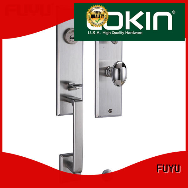 FUYU internal door locks manufacturer for mall