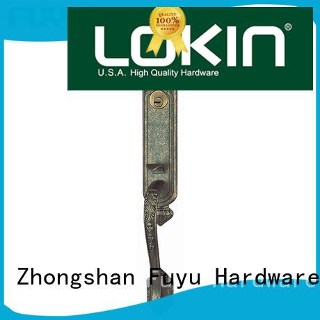 FUYU front lock manufacturing meet your demands for wooden door