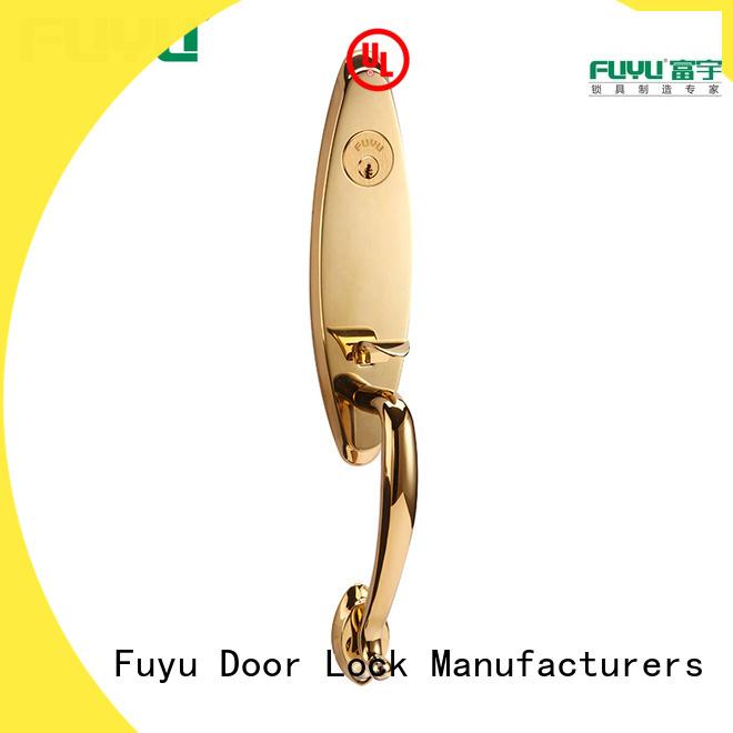 FUYU lifetime flush door lock meet your demands for shop