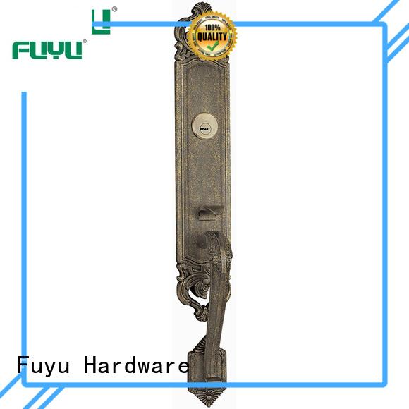 anti-theft zinc alloy door lock look for shop FUYU