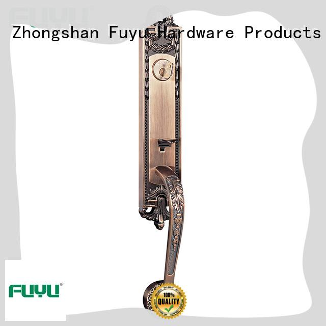 FUYU online door lock design on sale for entry door