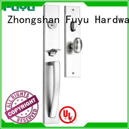 FUYU door stainless steel mortice lock with international standard for wooden door