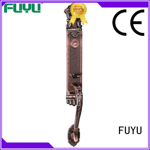 brand mortise latch set full for shop FUYU