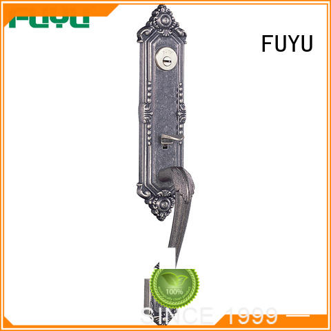 zinc lock manufacturing on sale for entry door FUYU