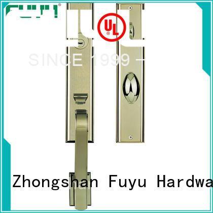 online zinc alloy door lock factory plain with latch for entry door