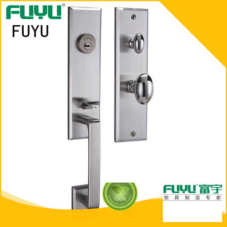 high security lock manufacturing handleset with international standard for home