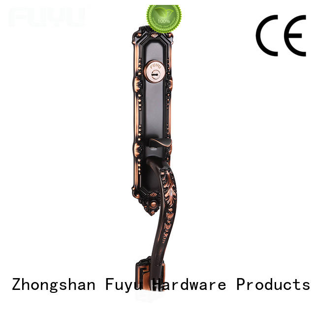 FUYU home brass lock on sale for shop