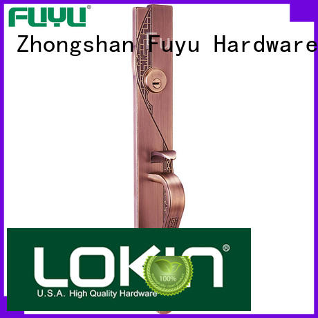 China supplier hot sale american doorlock for exterior door