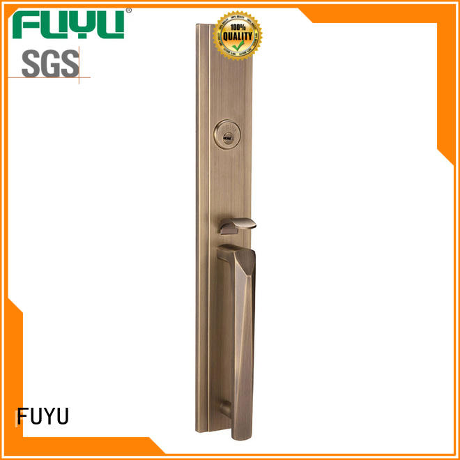 FUYU custom entry door locks manufacturer for entry door