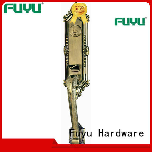 FUYU multipoint zinc alloy door lock for wooden door meet your demands for mall