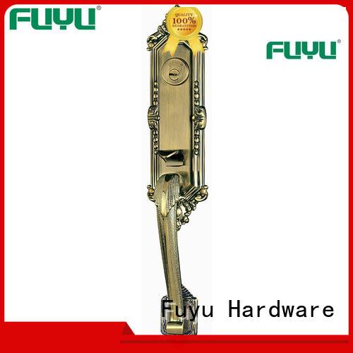 FUYU multipoint zinc alloy door lock for wooden door meet your demands for mall