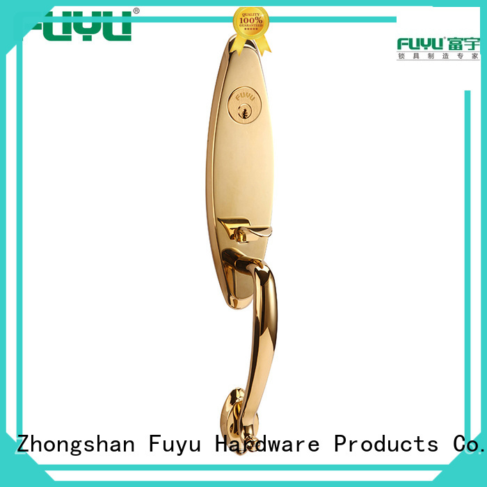 FUYU handleset lock manufacturing with international standard for home