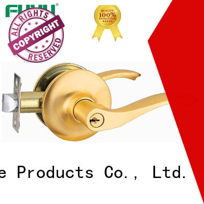 FUYU lever handle door lock on sale for home